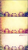 Floral Composite Textures set 4 by ibjennyjenny