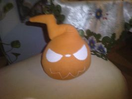 Soul Eater plushie by Yakito-kun
