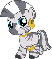 Zecora the filly by baerin