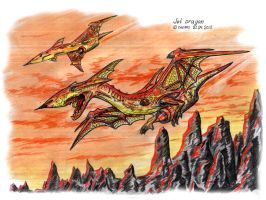 Jet Dragon by TheXHS