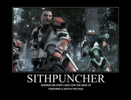 Sithpuncher by JJWcool