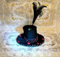 Mini Caballero Hat by VandLee