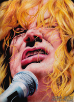Dave Mustaine by RonnySkoth