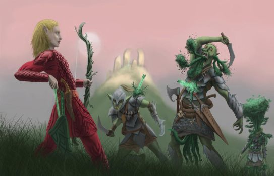 Planting orcs by Iphicrates