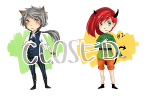 Adoptables [CLOSED] by EeNii