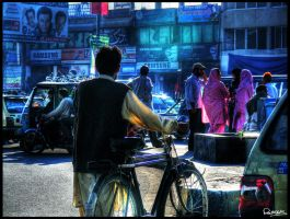Rush Hour by Rameez-K