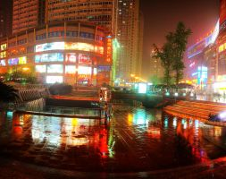 Shapingba Chongqing China by davidmcb