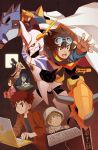 Digimon: Our War Game by finni