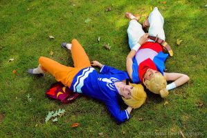 Outset Island Days by BlankoCosplay