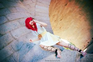 The power to fight - Morgiana ~ MAGI by Shirokii