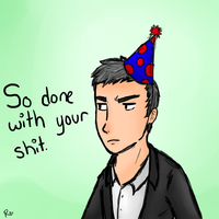 Rupert Graves' Birthday :D by sclirada