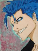 Grimmjow Jeagerjaquez by Yachiru-likes-candy