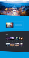 Azure - One Page Muse Theme by styleWish