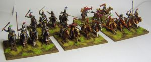 IMPETUS Parthian Cataphracts by FraterSINISTER