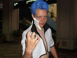 My Friend As Grimmjow by Kyun-Kyun
