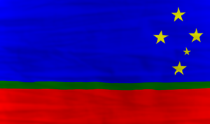 Republican Australia Flag by rubberduck3y6