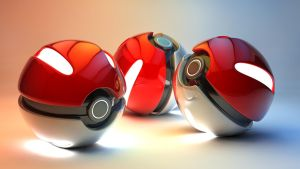 Pokeballs by sime242