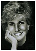 princess diana by jovee