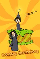 For my Birthday by SeverusSnape