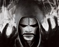 Dr.Doom Speedpaint by slasher556