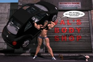 Val's Body Shop by robtbo