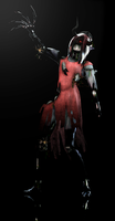 Withered by WitchyGmod