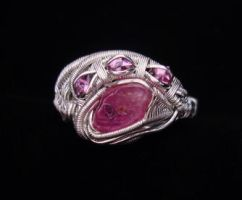 ruby ring by nonomie