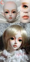 BJD Face Up - Mystic Kids Elisa Elf by Izabeth