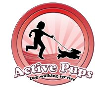 Active Pups Logo by Swaptrick