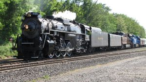 Nickel Plate road 765 returning to Lewistown by Aranimu