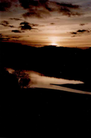 Sunset Scan by boringzoo