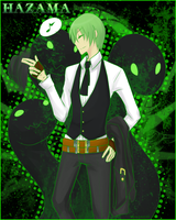 BB - Hazama by himichu