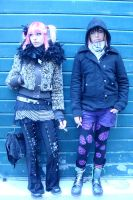 Visual Kei and Punk by PunkyShinigami