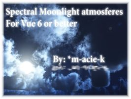 Spectral atmosferes for Vue 6 by m-acie-k