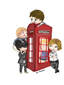 1D chibi by manly-unicorn