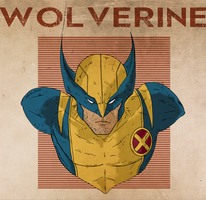 Wolverine by sidrulzz