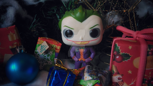 Holiday Funko Pop Figure 09 by iAmAneleBiscarra