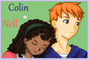 batman: colin and nell by Jaybird23