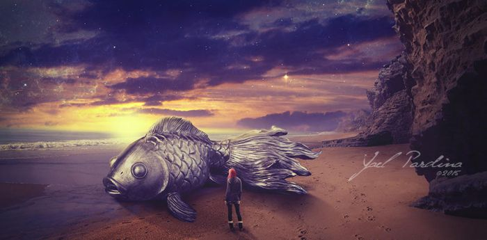 Big Fish by YaelPardina