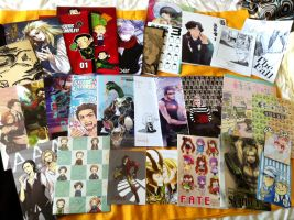 CWT31 fanbooks by KD666