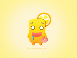 Hungry Monster by MKho