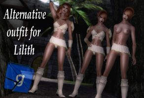 Alternative Outfit For Lilith (GMod) by Rastifan