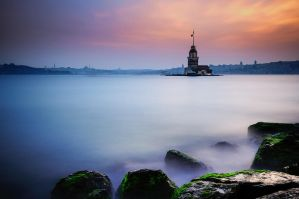 Maiden's Tower by Rizone