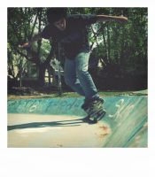 Skate old school by aleito