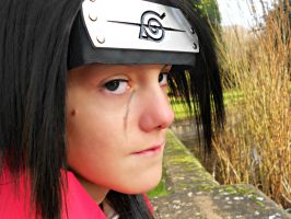 Sam: Itachi (finished!) by marshmallow-away