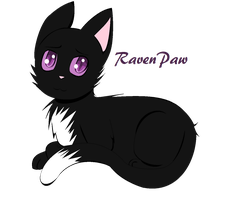 Ravenpaw by Steam-PunkVixen