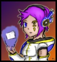 legend OS Louise OC by Idera13
