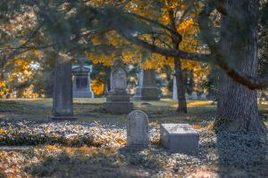 Grave Stock-4 by little-spacey