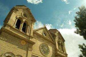 St. Francis Cathedral: The Sunny Version by ddsk1191