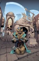 Pathfinder City of Secrets#1-GOMEZ-cover by Ross-A-Campbell
